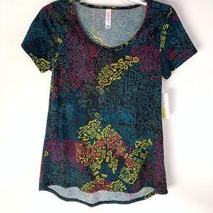 LuLaRoe Classic T-Shirt Tee Top Short Sleeve NWT